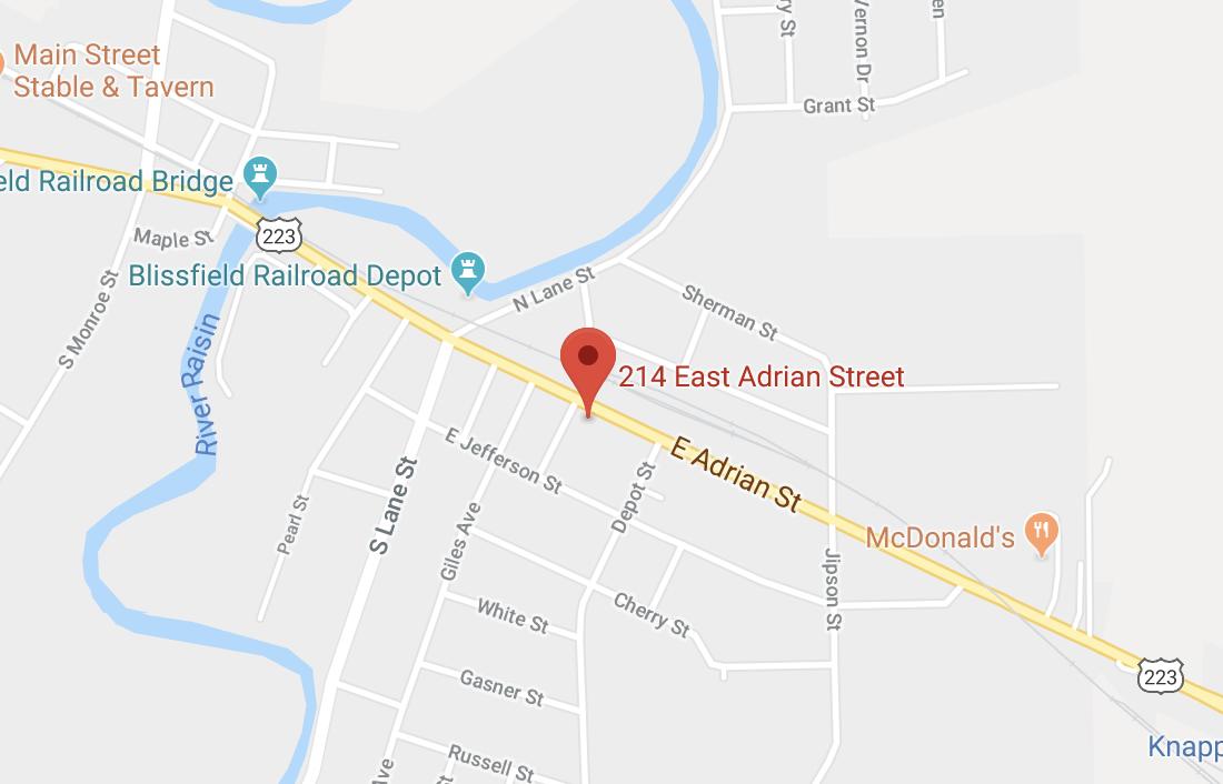 Map Image: Courtsey Google